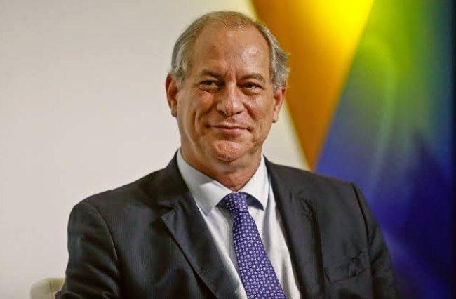 Diretório do PDT de Fortaleza afirma que dará apoio incondicional a Ciro Gomes