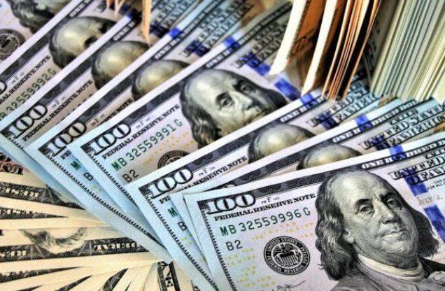 Dólar encerra o dia cotado a R$ 5,741 e fecha semana com valorização de 4,73%