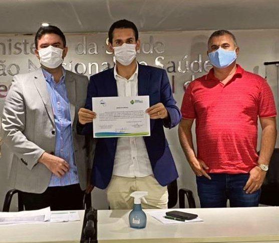 Domingos Neto garante abastecimento de água para mais sete cidades cearenses