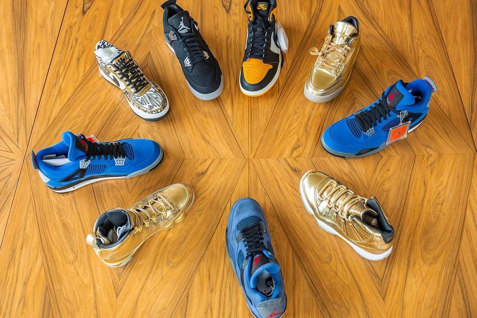 Sotheby's vai leiloar 50 modelos raros da Nike