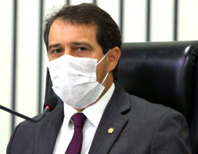 Evandro Leitão determina funcionamento remoto para a Assembleia Legislativa