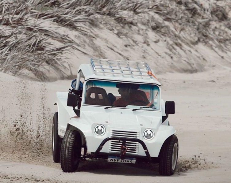 Alemã Axxola inicia produção do Fyber em julho deste ano, na praia de Paracuru