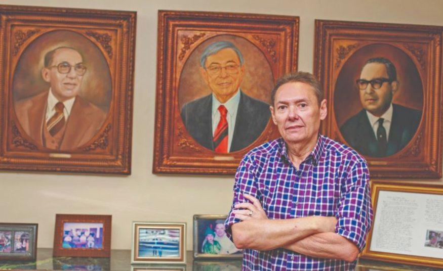 Ivens Dias Branco Júnior receberá maior comenda da CNI e agradece a indicação do presidente da FIEC, Ricardo Cavalcante
