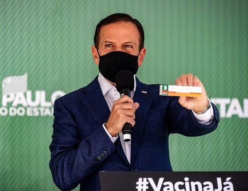 Instituto Butantan anuncia a primeira vacina desenvolvida totalmente no Brasil