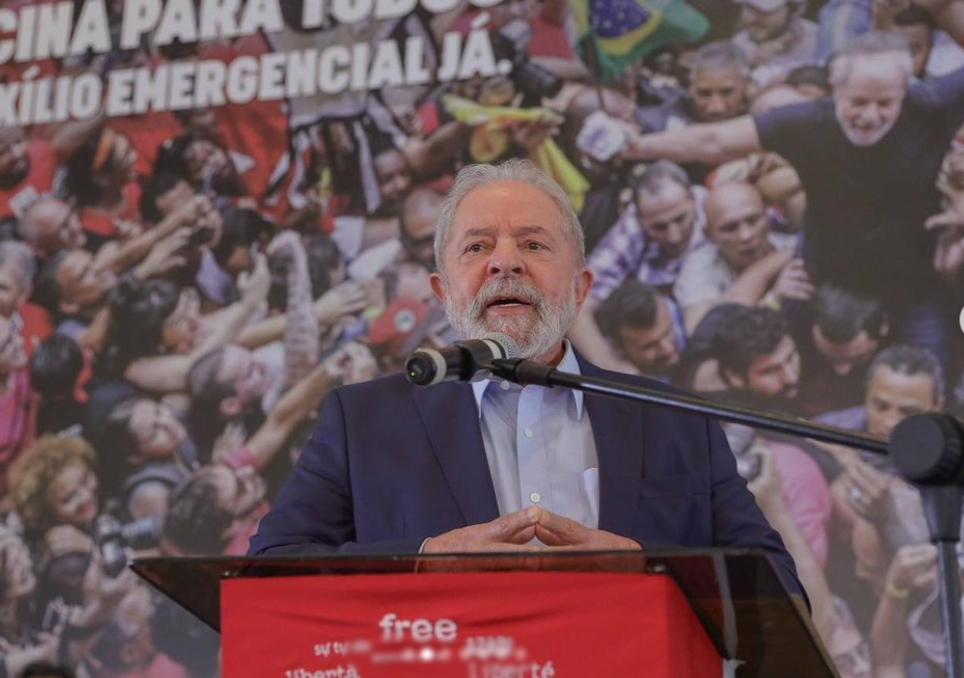 """Lula afirma que teria sido vítima da maior """"mentira jurídica"""" da história do Brasil"""