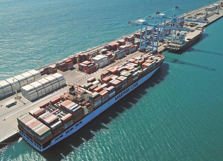 Maersk prevê alta de 3% no comércio global e lança rede multimodal no Brasil