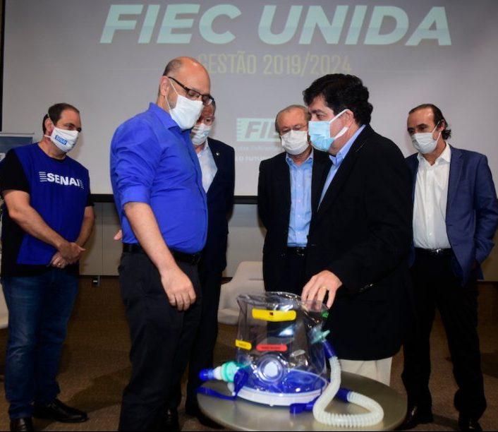 Eficácia da terapia com o capacete Elmo impressiona pacientes e equipes do HRU