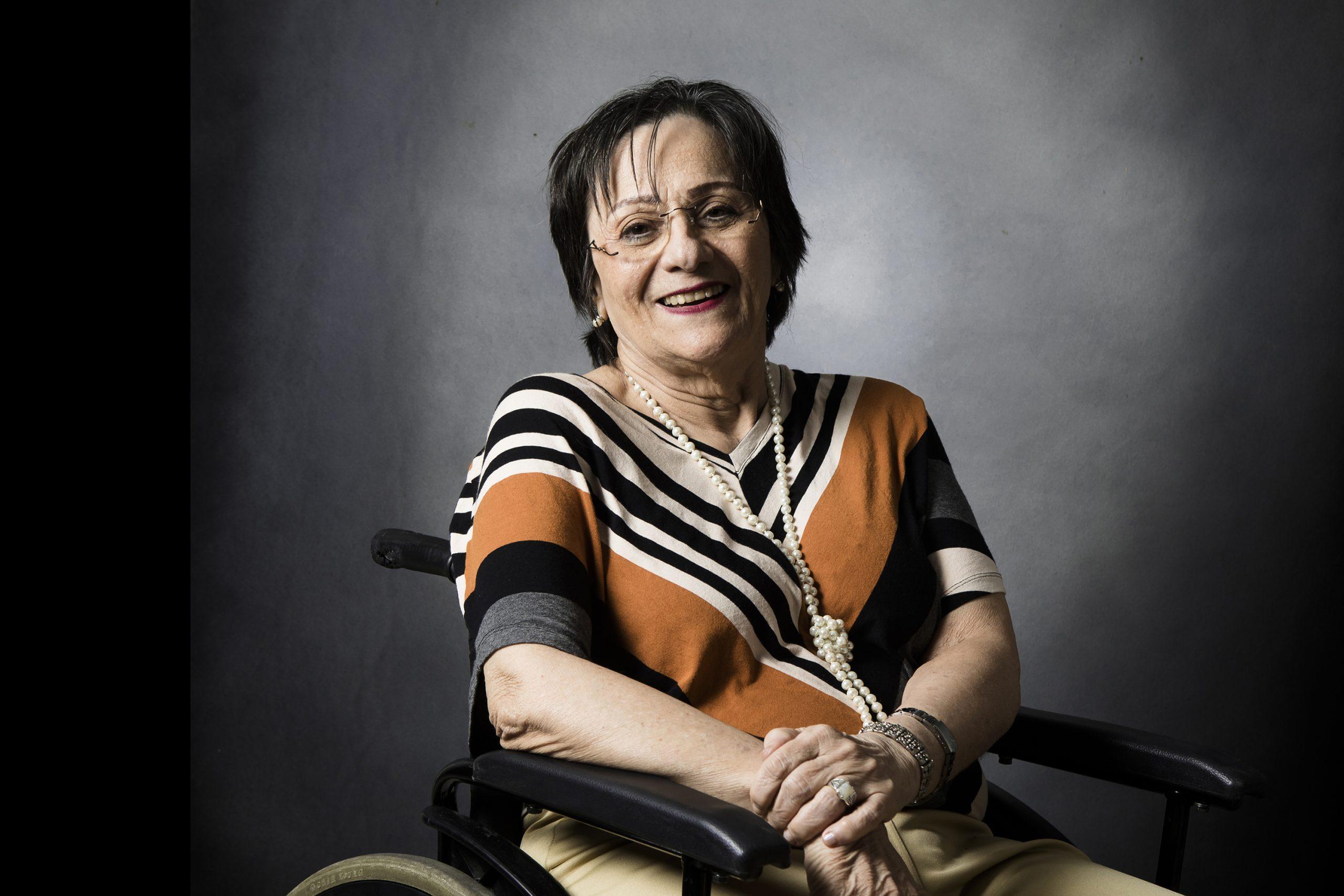 Maria da Penha recebe prêmio Hispano-Francês 'Mujeres Avenir'