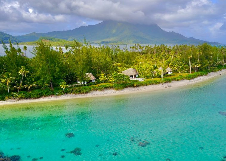Tahiti ganhará resort luxuoso e exclusivo em uma ilha para apenas seis hóspedes