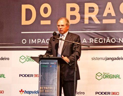 Guedes diz que novo auxílio emergencial será de R$ 175,00 a até R$ 375,00