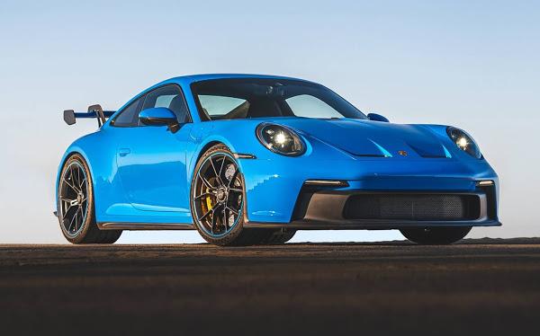 Novo Porsche 911 GT3: super esportivo chega para o próximo semestre