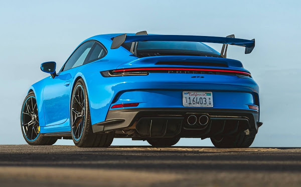Porsche 911 Gt3 2022 (2)