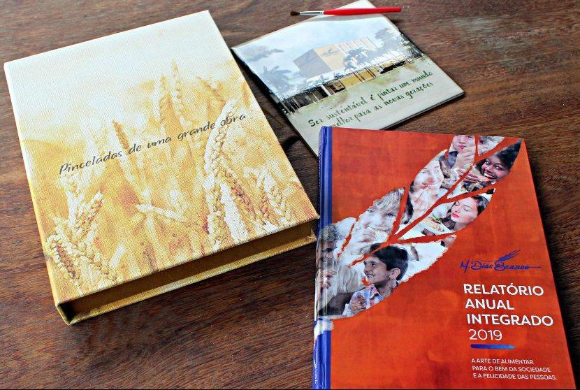 M. Dias Branco é destaque no Prêmio Abrasca pela qualidade do relatório produzido pela Advance