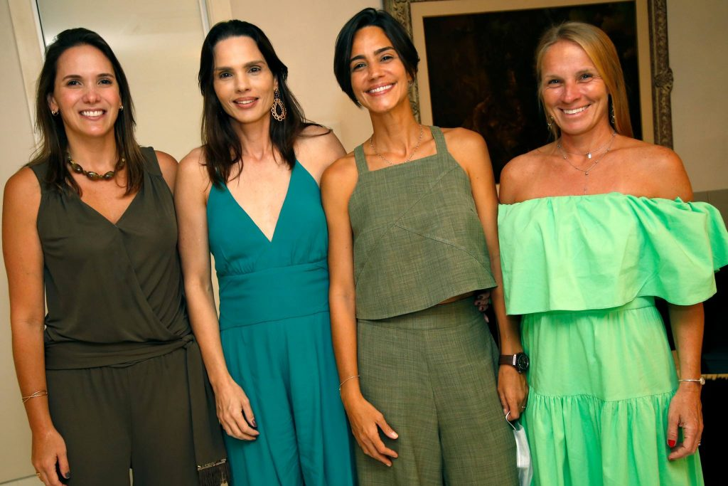 Renata Santos, Patricia, Karina E Leticia Studart