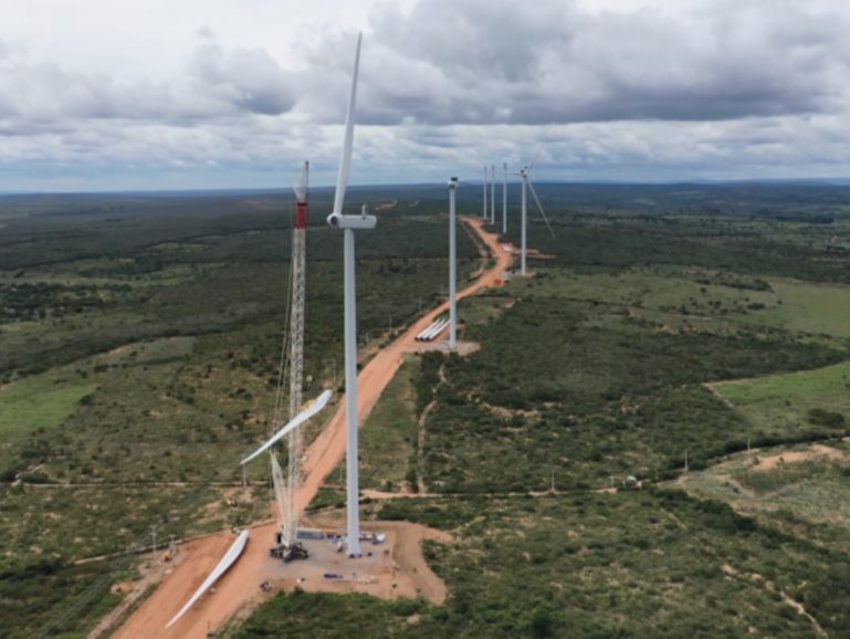 BP assina contrato para aquisição de energia eólica com a Casa dos Ventos