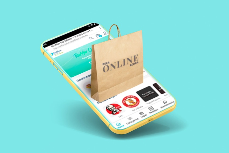 Delivery, Drive Thru e Live Commerce são as apostas dos Shoppings RioMar para a Páscoa