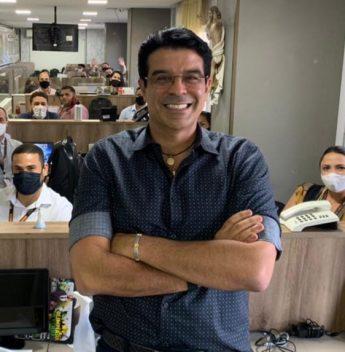 Ronaldo Otoch comemora os resultados de 2020 da Imobiliária Madre de Deus