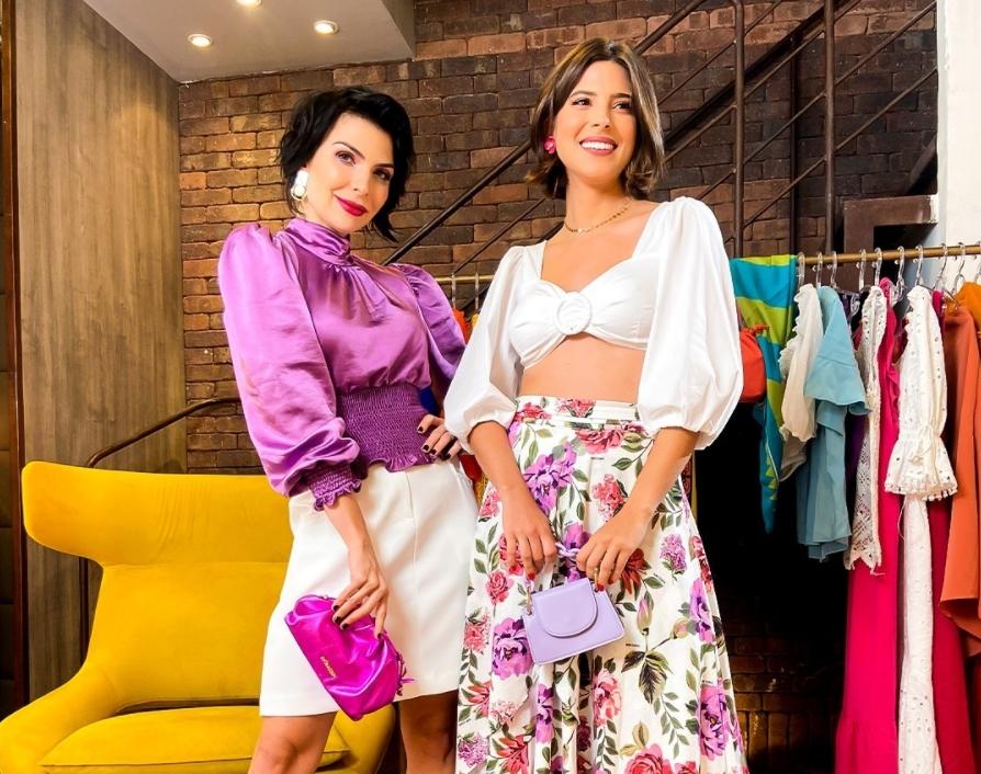 Lu Carvalho e Marissa Oliveira entregam as dicas de como incluir a saia no look do dia