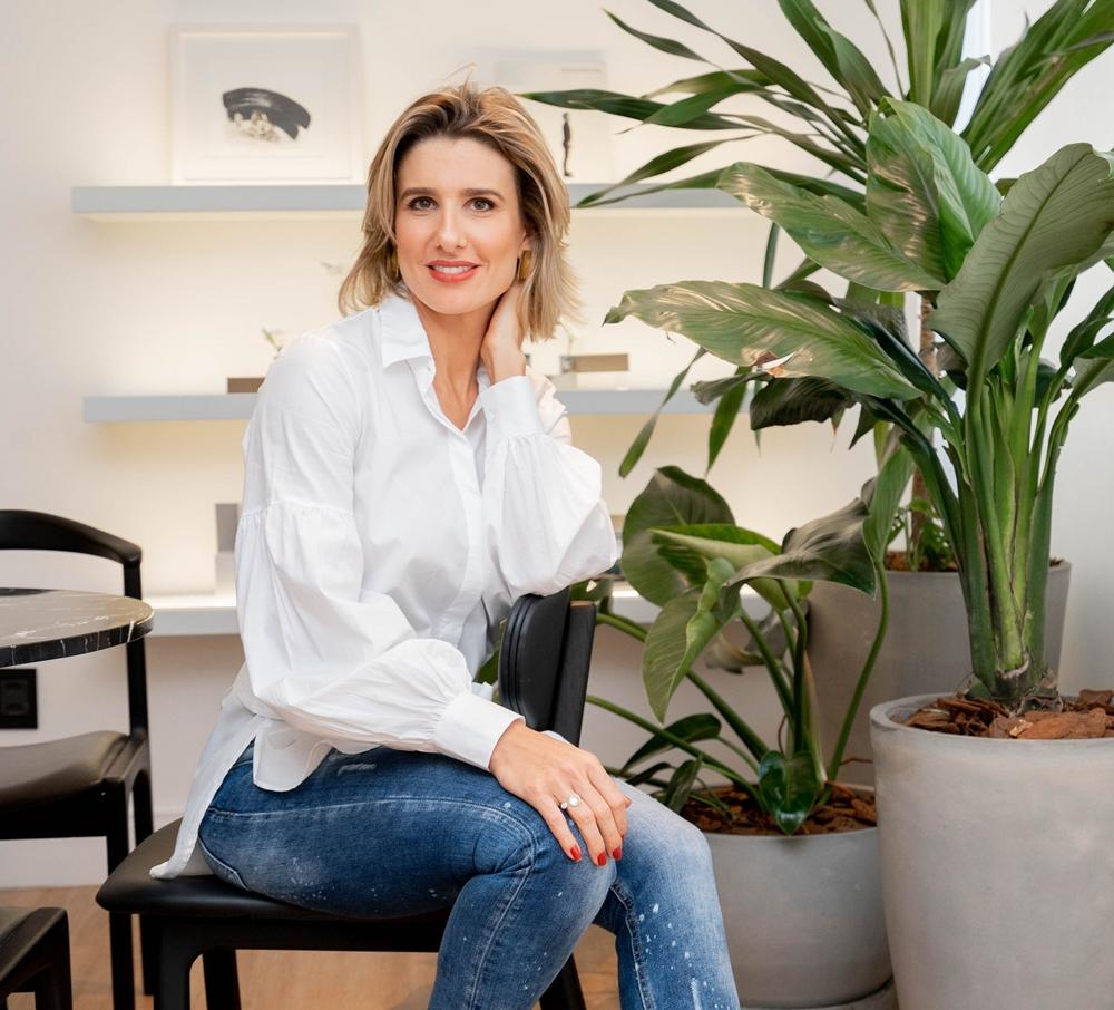 Susana Clark Fiuza faz balanço dos 20 anos de trajetória na arquitetura e ambientação