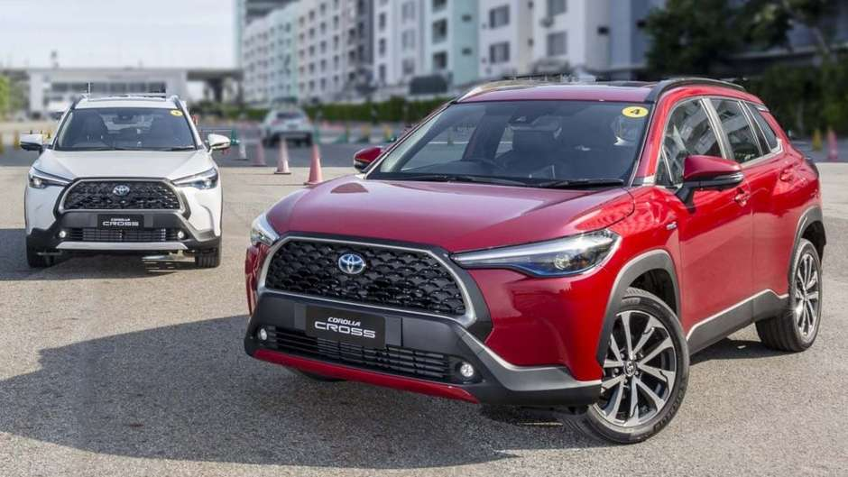 Toyota Corolla Cross terá quatro versões e já tem pré-venda na Newland