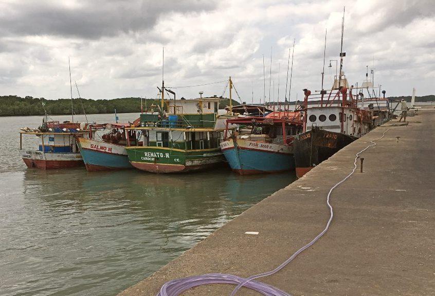 CDC vai lançar edital para a concessão do Terminal Pesqueiro de Camocim este ano