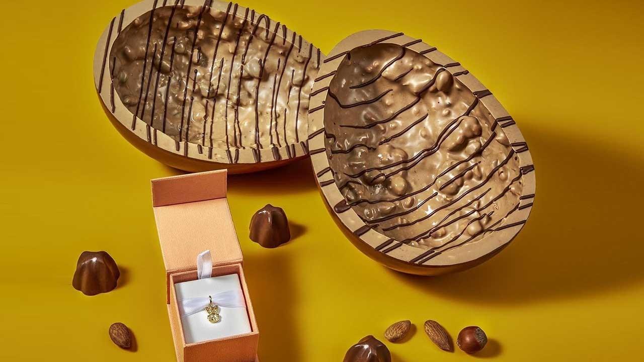 Kopenhagen lança ovo de Páscoa em parceria com a Life by Vivara. Confira!