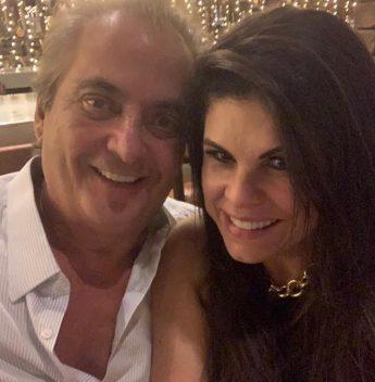 José Bardawill celebra a troca de idade e noivado com Janine Brito no próximo dia 19