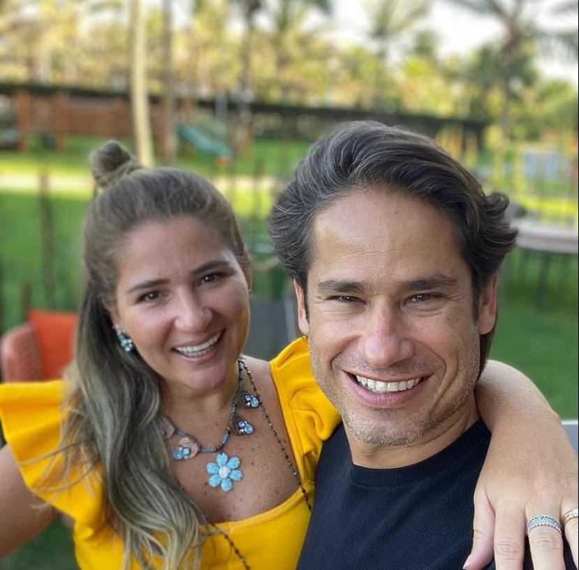David Rodrigues brinda a nova idade em família
