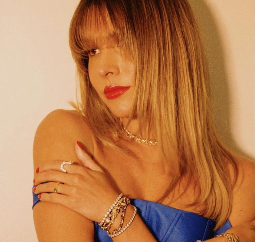 """Thyane Dantas brilha com joias da Diamond Design na live """"TBT WS"""""""