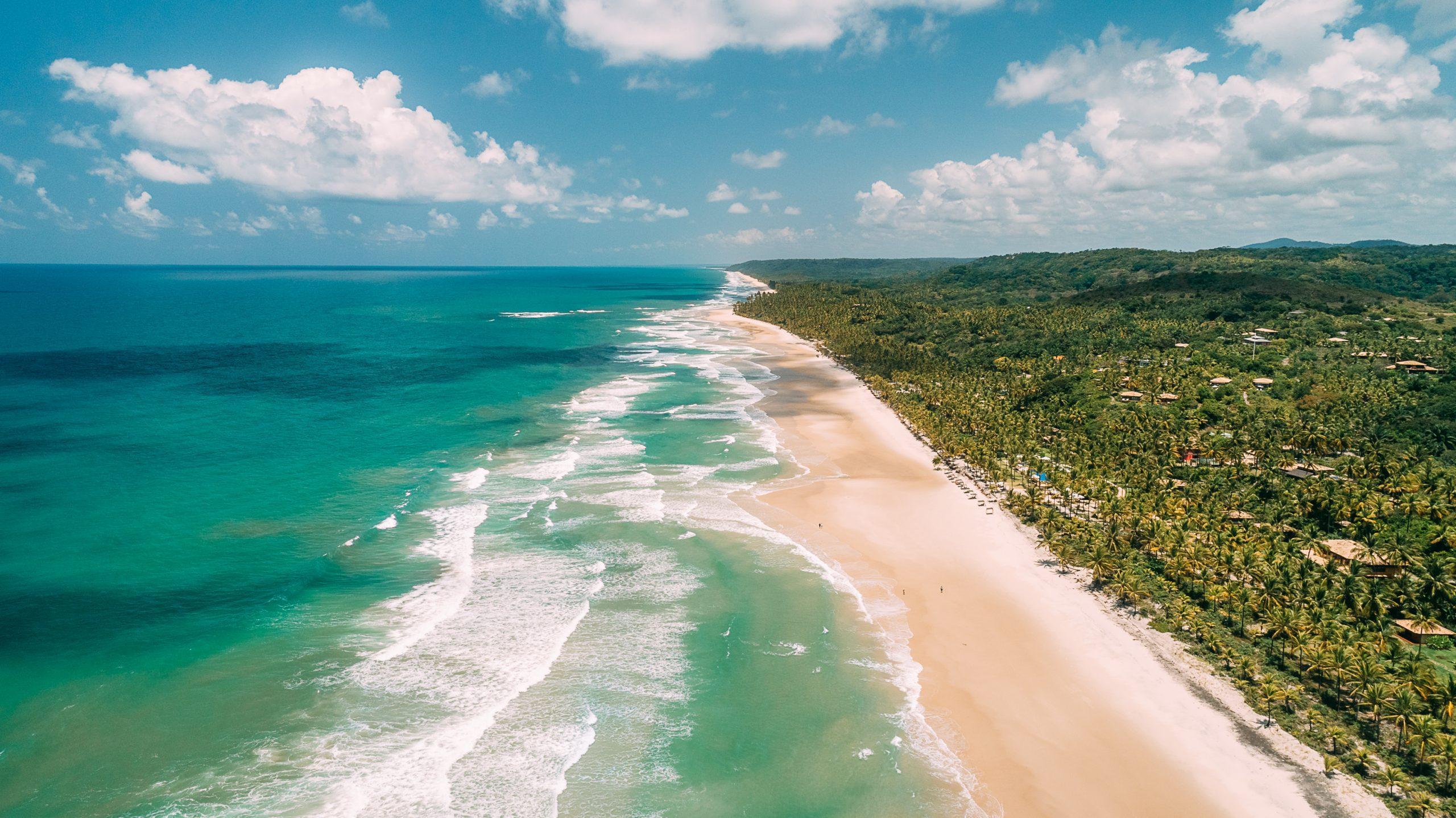 Conheça as praias mais incríveis de Trancoso e Itacaré