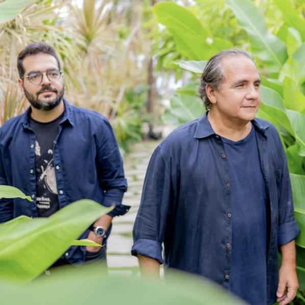 """Ricardo Bacelar e Cainã Cavalcante apresentam o single e clipe de """"Vila dos Pássaros"""""""