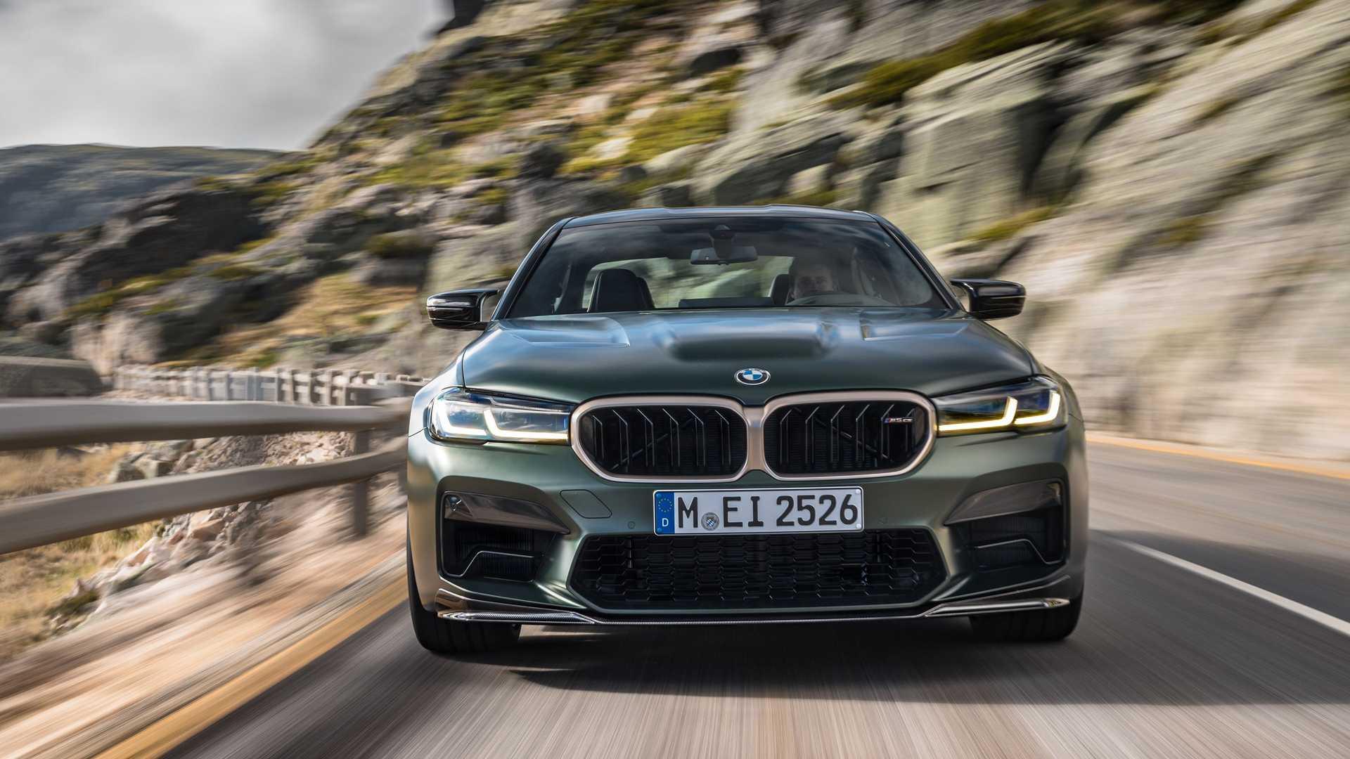 BMW traz ao Brasil o super esportivo M5 e Haus Fortaleza aceita encomenda