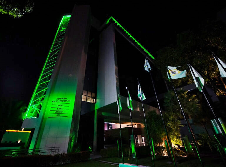 FIEC e SESI Ceará apoiam o movimento Abril Verde