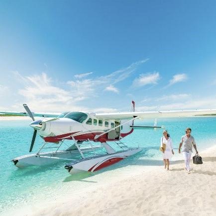 Ilhas das Bahamas oferecem experiências luxuosas para brasileiros passarem a quarentena no caminho aos Estados Unidos