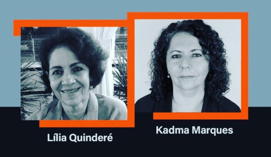 Lília Quinderé e Kadma Marques falam sobre Barrica em live da Revista Arte