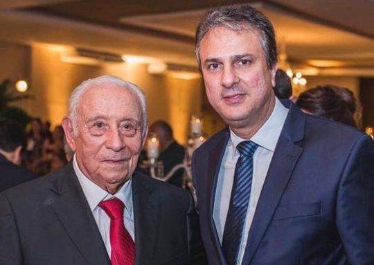 Autoridades e empresários lamentam o falecimento do coronel Adauto Bezerra