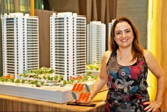 Marquise premiada na categoria médio e alto padrão com VGV de R$ 37 milhões comercializados no primeiro trimestre