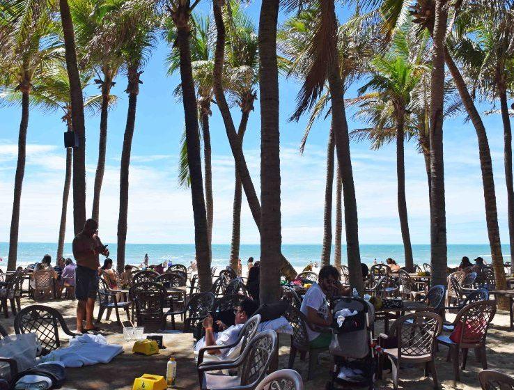 Restaurante de praia do Beach Park volta a funcionar a partir desta quarta-feira