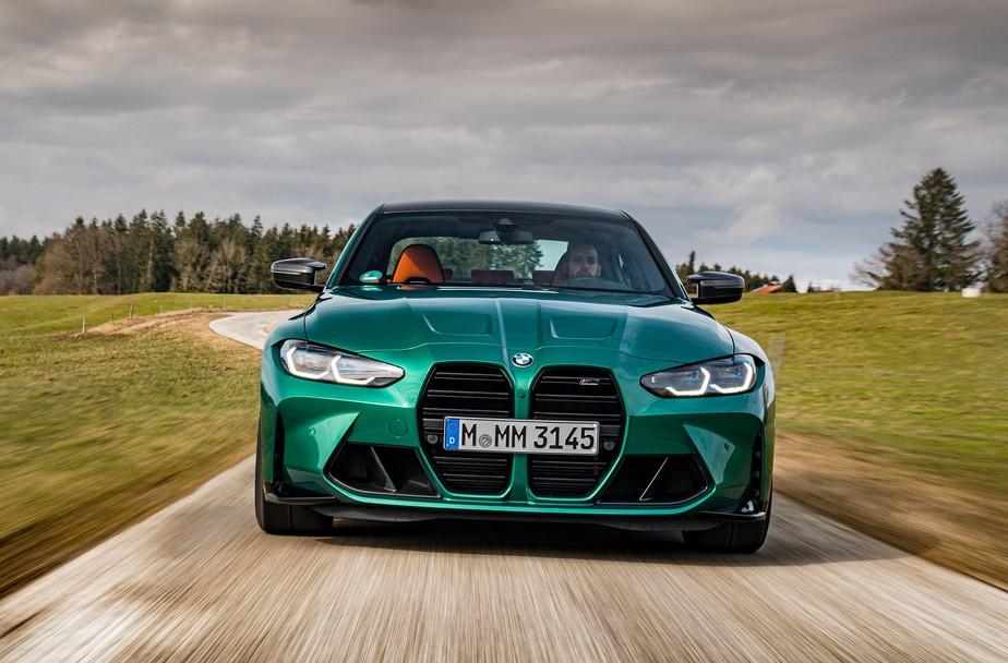 Novo M3, da BMW, já em pré-venda na Haus Fortaleza. Quer saber do preço?