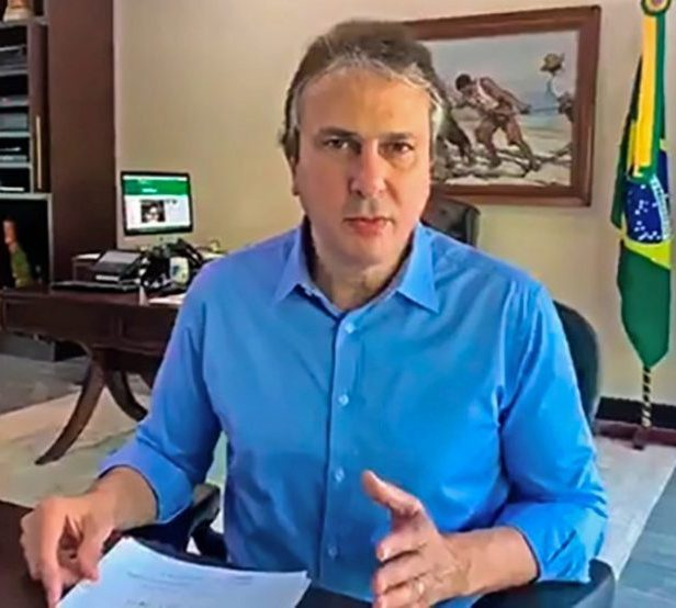 Camilo entra com ação junto ao STF para que Anvisa libere a importação de 5,87 milhões de doses da Sputnik V pelo Ceará