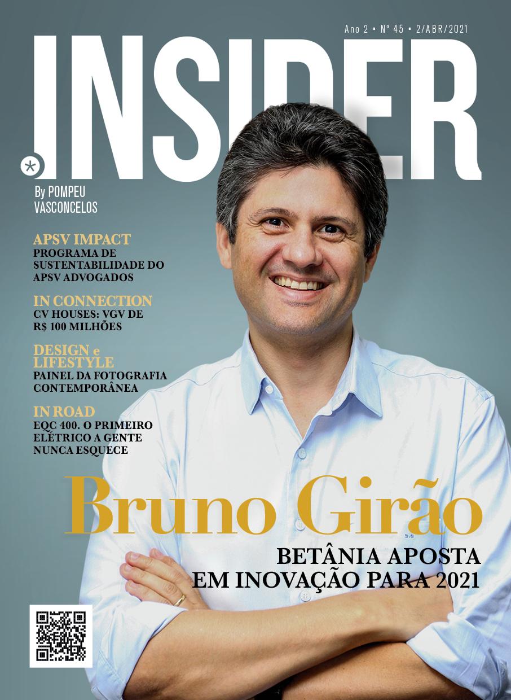 Nº 45 • ano 2021: Bruno Girão