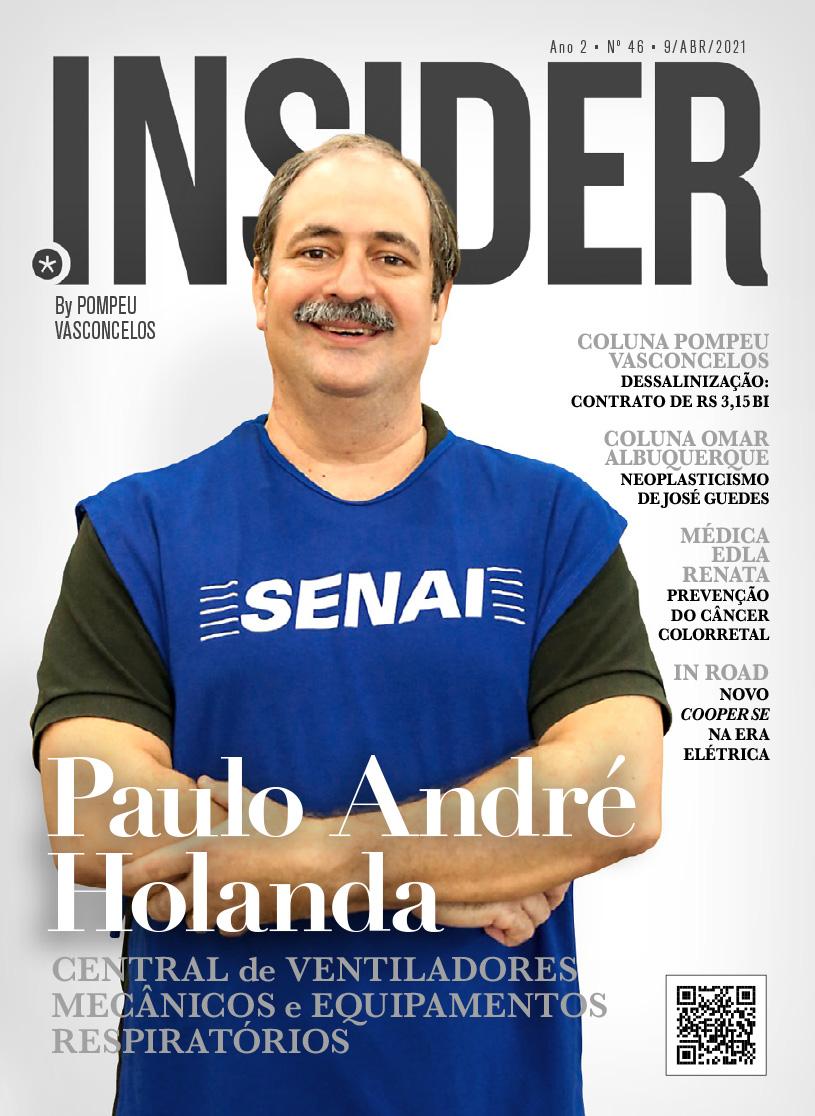 Nº 46 • ano 2021: Paulo André Holanda