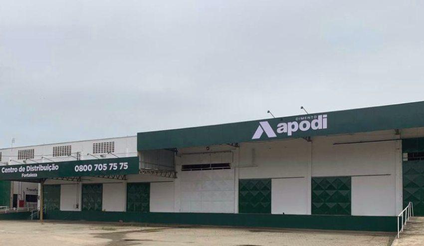 Cimento Apodi inaugura novo Centro de Distribuição na capital cearense dia 12