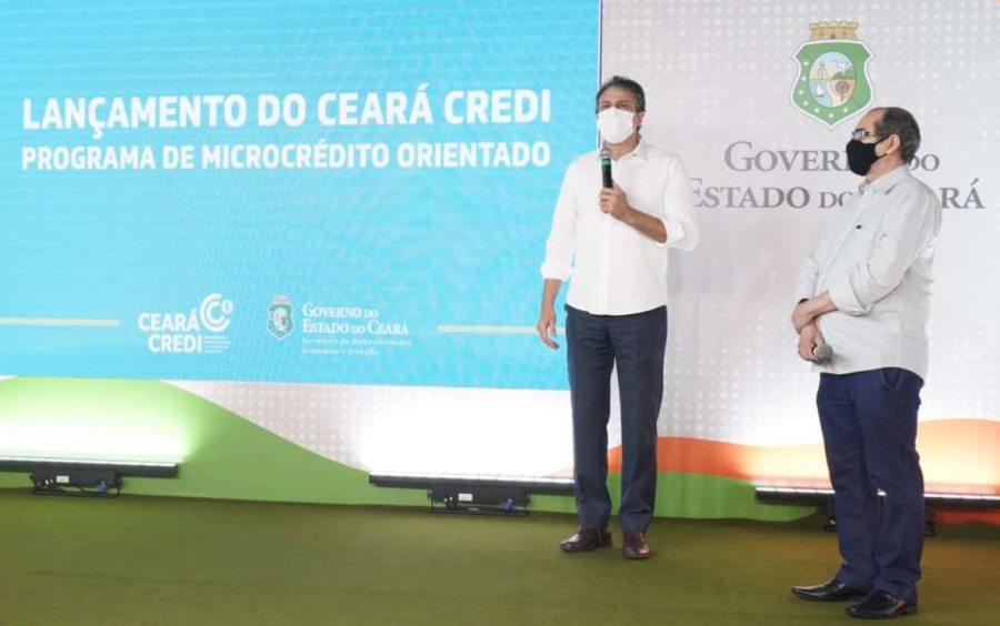Governo do Ceará lança programa que injetará R$ 100 milhões na economia