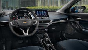 Chevrolet Tracker 2021 Imagens Do Site