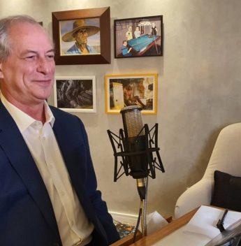 Ciro Gomes participa de sabatina com grupo de empresários do Vale do Paraíba