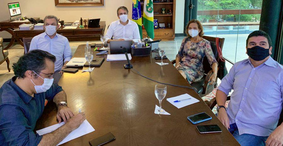 Camilo anuncia que lockdown prossegue em todo o Ceará até o próximo dia 12
