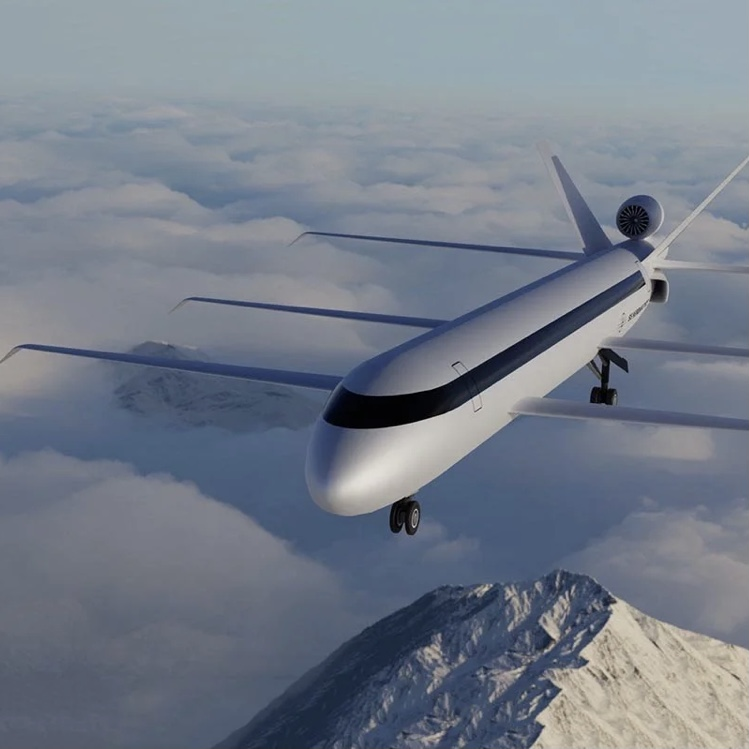 SE Aeronautics lança o projeto de uma possível nova geração de aeronaves. Veja aqui!