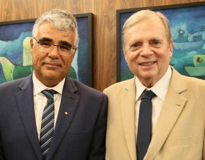 Tasso Jereissati e Eduardo Girão serão titulares na CPI da Covid no Senado