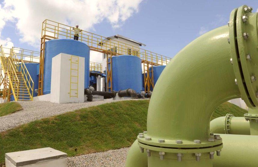Cagece investirá R$ 775,9 milhões em obras de saneamento básico no Estado
